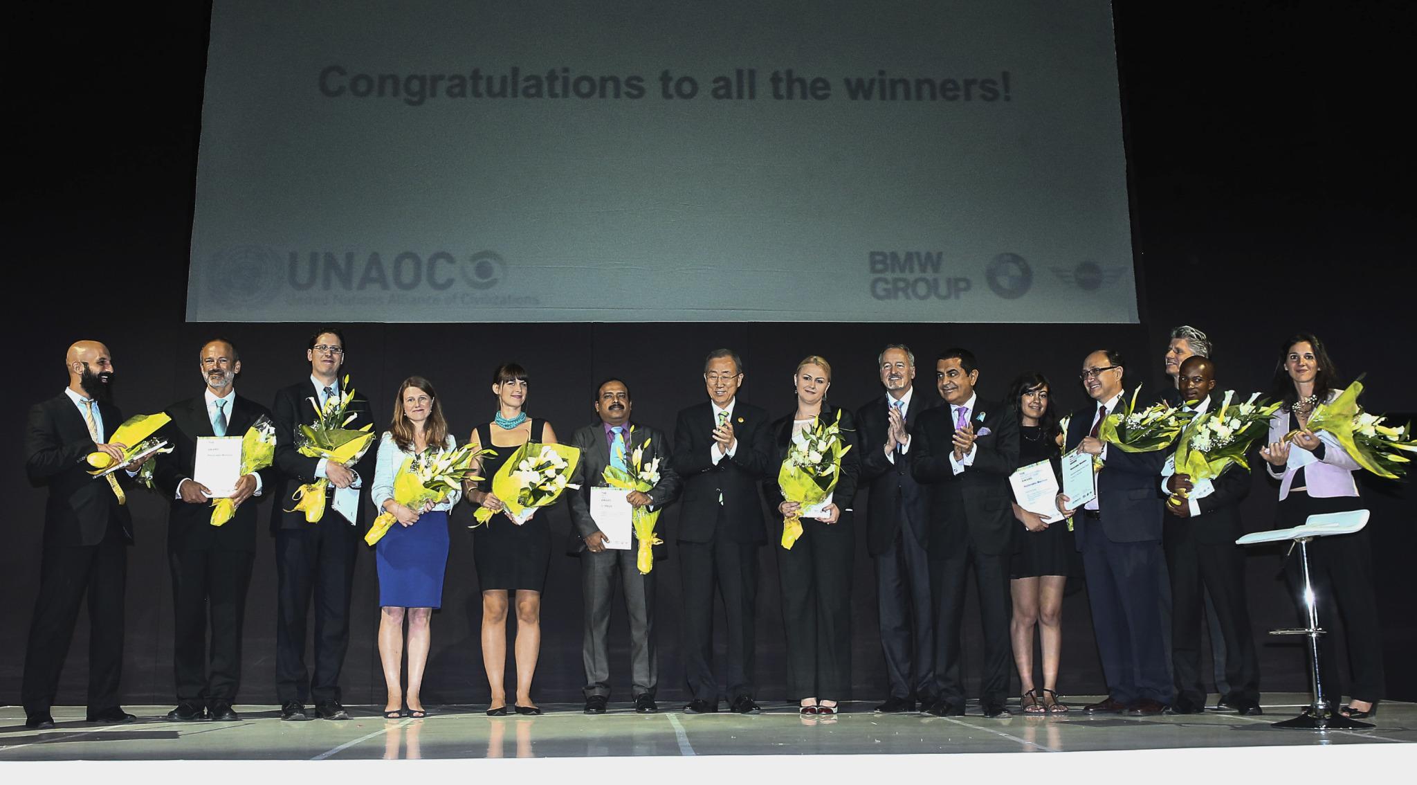 Award The Global Compass